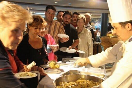 Comer a Bordo: Navegar Aprendiendo a Cocinar