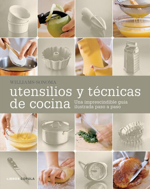 utensilios y t cnicas de cocina libros