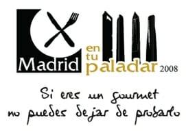 Vuelve 'Madrid en tu paladar' el 28 de Noviembre