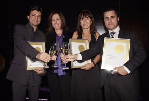 V Edición del Premio Periodístico 'El Cava'