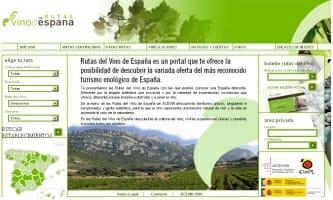 Rutas del Vino de España presenta su nueva Web y catálogo