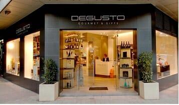 Degusto estrena un servicio de Catering