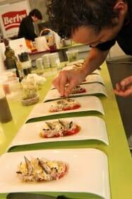 """I Edición del Concurso de """"Alta Cocina con conservas de pescados y mariscos"""""""