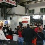 En Barcelona Degusta muchas actividades se realizan junto a los stands, repletos de gente