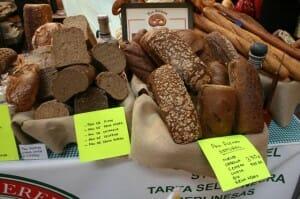 Los panes serán, un año más, uno de los productos estrella