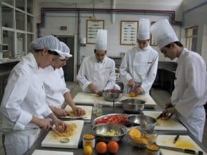 50 aniversario de la escuela superior de hosteler a y for Cuarto frio cocina