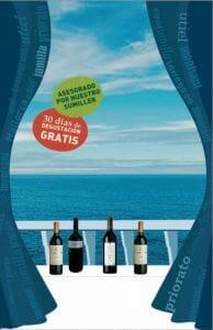 Feria de vinos mediterráneos en Santa Cecilia