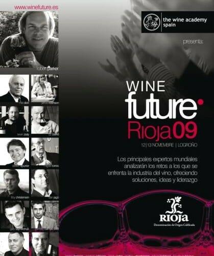 Winefuture: El futuro del vino se decide en Rioja