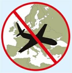 Lista negra de las aerolíneas inseguras para la Unión Europea