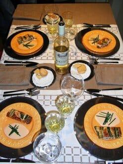 Ante la crisis, los españoles cenan en casa