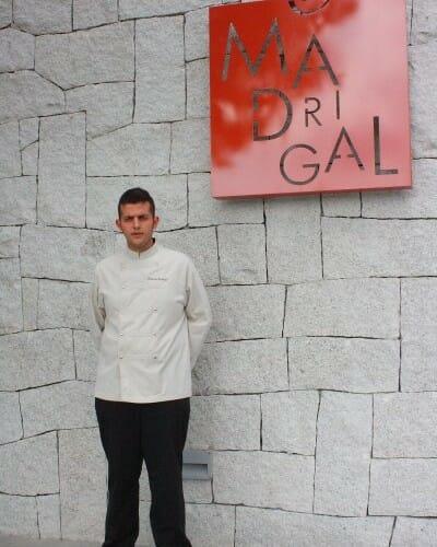 Restaurante Madrigal, con muchas posibilidades