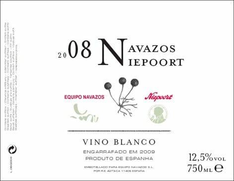 Navazos-Nieport 2008, nuevo viejo vino en el marco de Jerez