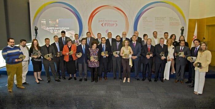 Premios FITUR 2009, apuesta por la cultura