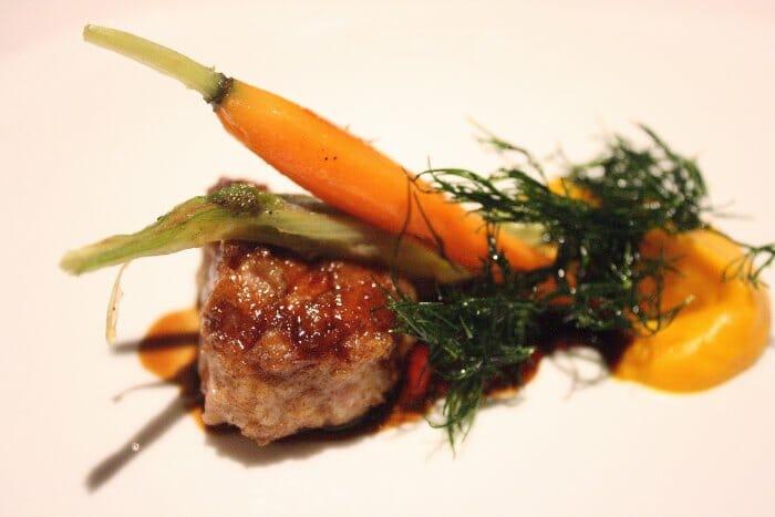 Restaurante Sergi Arola Gastro, buen gusto y elegancia