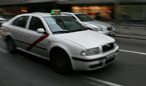 Madrid, la cuarta ciudad con los mejores taxis del mundo