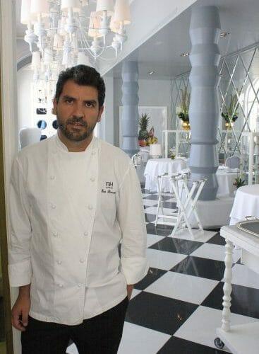 """La Terraza del Casino, cocina """"Tecno Emocionante"""""""