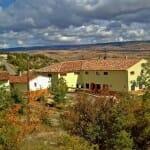 Hotel Rural Barbacán, ideal para una escapada en busca del descanso, el silencio y de un cielo impresionante