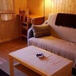 Los confortabels bungalows de Barbacán, con capacidad hasta para cuatro personas y privacidad por pareja