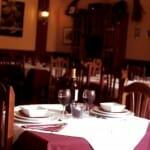 En el edificio central se ubica el restaurante en el que Pepa nos deleita con su buen hacer gastronómico