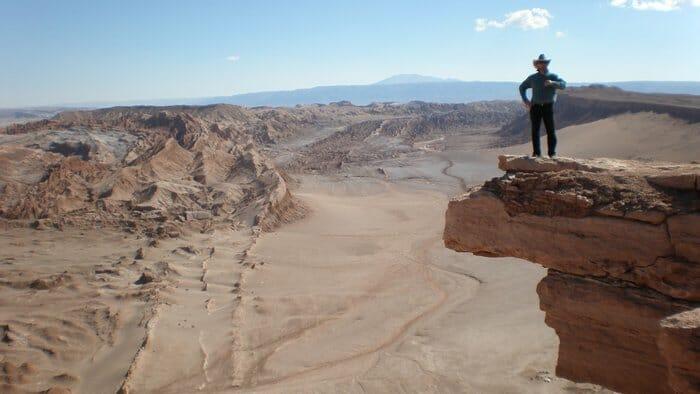 Chile, desierto y aventura