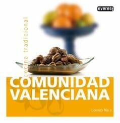 Comunidad Valenciana. Cocina tradicional   Libros