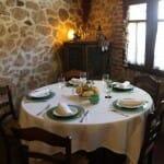 Restaurante Garza Real, cálido y acogedor