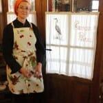 Teresa Núñez, del Restaurante Garza Real en Valdastillas, sin duda uno de los mejores de la zona