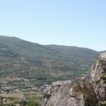 Una impresionante vista del Valle desde Torno