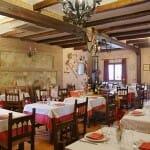 El Granero, un asador clásico con sobria decoración castellana en sala