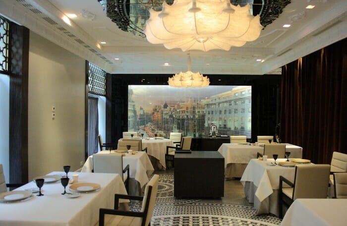 Comer sin ruido en los restaurantes 7 claves imprescindibles comer - Fotos de comedores modernos ...