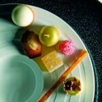 """""""Dulce espera"""", increíble antesala del postre llena de pequeñas joyas del sabor y las texturas"""
