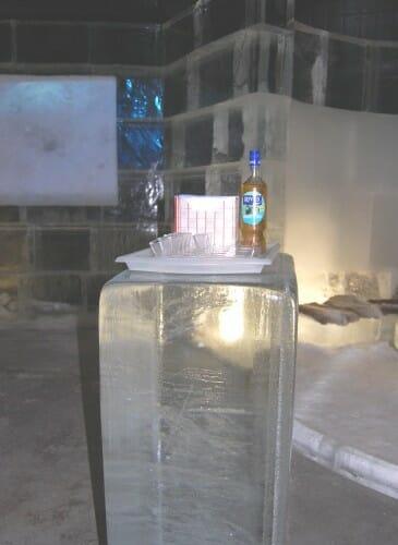 Artico Ice Bar, El bar del Fin del Mundo