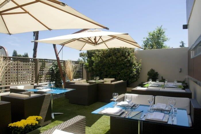 En madrid no hay playa pero s terrazas de verano viajar for Terrazas japonesas