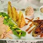 Sinfonía di foie gras de carnard