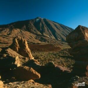 El Parque Nacional de las Cañadas del Teide está majestuosamente presidido por el volcán que le da nombre | Turismo de Canarias