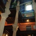 Escalera del Palacio de Soñanes