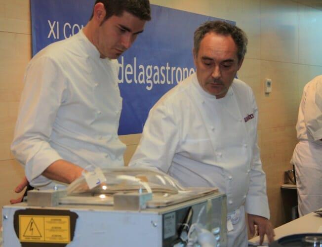 Ferran Adrià convertirá elBulli en el primer think tank internacional de Gastronomía