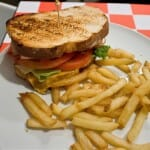 Sandwich Fran Sinatra