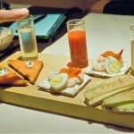 Smorlebrod: sandwiches abiertos y 5 vodkas