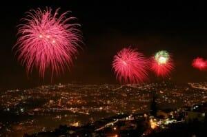 Madeira celebra por todo lo alto la Nochevieja con el mayor espectáculo pirotécnico del mundo