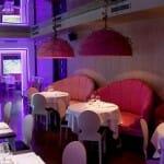 Sushiwakka Serrano dispone de una magnífica decoración, con tres espacios diferenciados