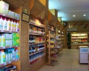Existen establecimientos especializados en productos Bio | Imagen: EcoCentro