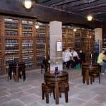 Museo tienda de Blandys, donde degustar y comprar sus vinos