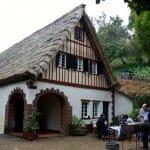 A la entrada de las Caldeiras, casas estatales permiten a los locales difrutar de la naturaleza por solo 50 euros por casa el día