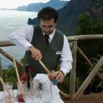 Quinta do Furao ofrece agradables e interesantes degustaciones de ponchas a la orilla del mar