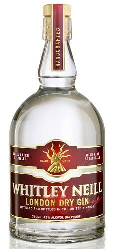 Nueva ginebra Whitley Neill