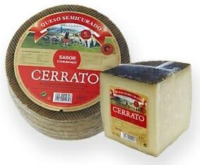 Sorteamos un queso Cerrato de 3kg. cada semana
