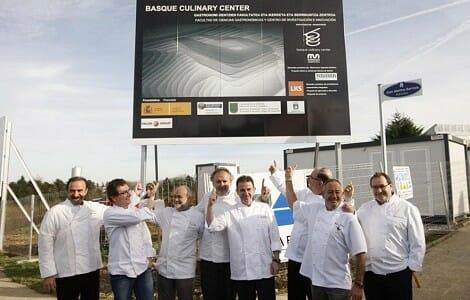 La cocina vasca y el Basque Culinary Center fueron mencionados por el Lehendakari como ejemplos de innovación