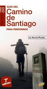 Portada de la GUÍA DEL CAMINO DE SANTIAGO PARA PEREGRINOS 2010