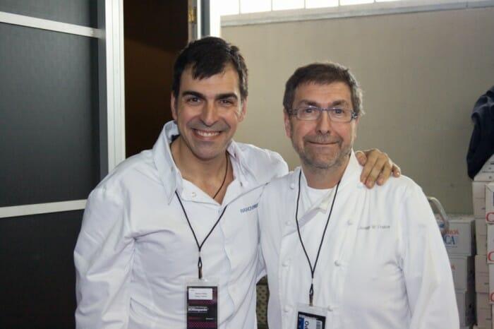 Ramón y Josep María Freixá
